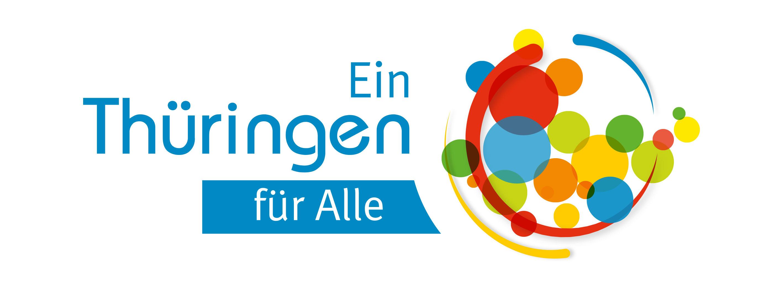 """Logo der Kampagne """"Ein Thüringen für Alle"""""""