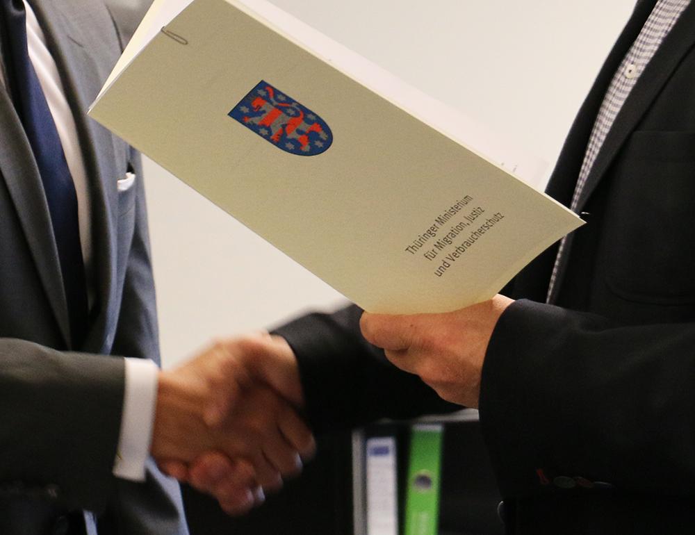 Ernennung