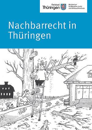 Cover Nachbarrecht in Thüringen